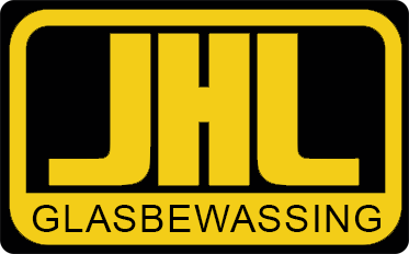 JHL Glasbewassing logo