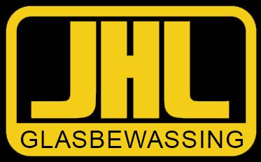 JHL Glasbewassing logo